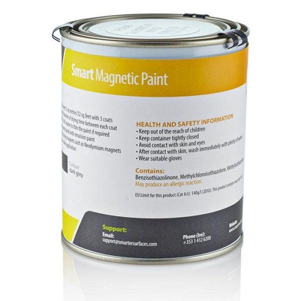 puszka farby magnetycznej