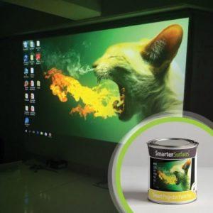 farba projekcyna pro używana w biurze