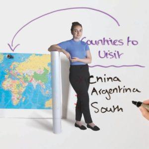 tapeta magnetyczno-suchościeralna i jej zastosowanie